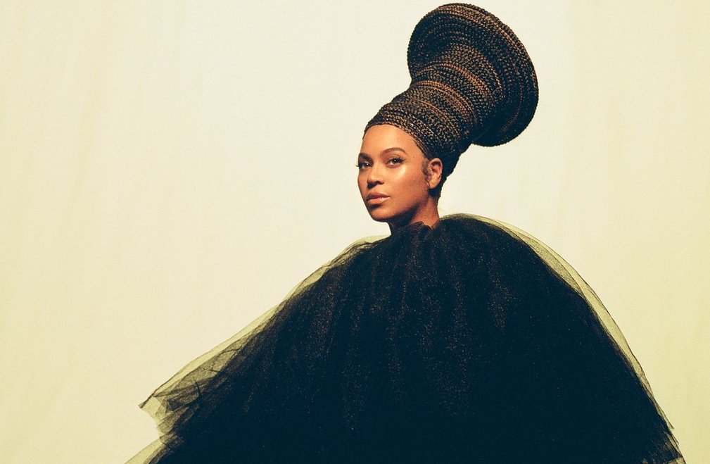 Image result for beyonce black is king hair