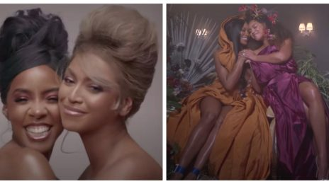 Beyonce Releases 'Brown Skin Girl' Video (Starring Kelly Rowland, Naomi Campbell, Lupita Nyong'o, Blue Ivy, & More)