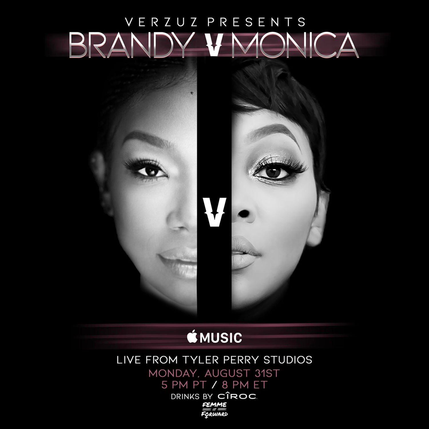 Official: Brandy & Monica #Verzuz Battle Announced - That ...