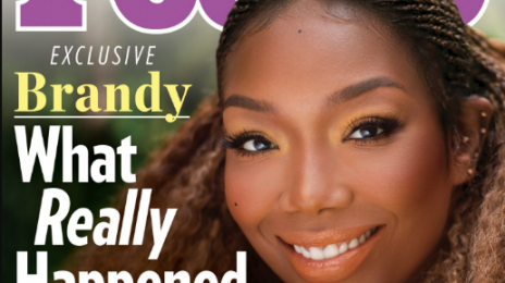 Brandy Reveals She Once Contemplated Suicide After Bout With Depression