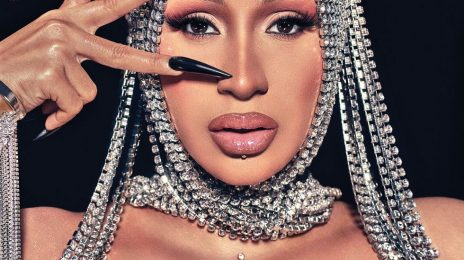Cardi B Blazes ELLE Magazine / Talks New Album & More