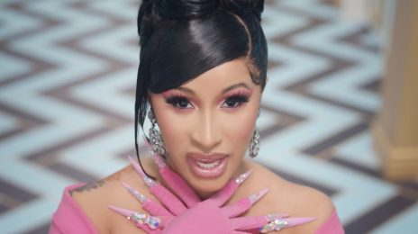 Cardi B Protects Kulture From Hearing 'WAP'