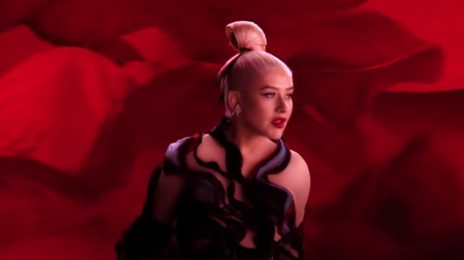 New Video: Christina Aguilera - 'Loyal Brave True' ['Mulan' Soundtrack]