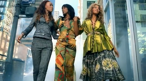 From The Vault: Destiny's Child - 'Girl'