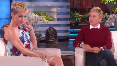 Katy Perry Defends Ellen