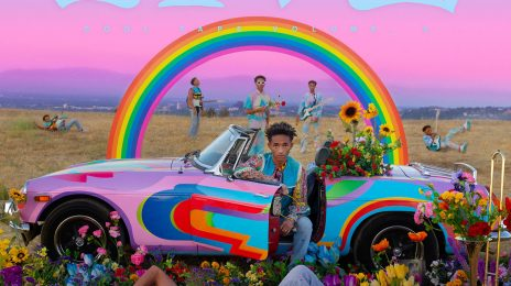 Stream:  Jaden Smith's New Album 'Cool Tape Volume 3' [featuring Justin Bieber & Raury]