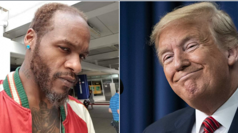 Twitter DRAGS Jaheim for Supporting Trump, Encouraging Other Black People to Follow Suit