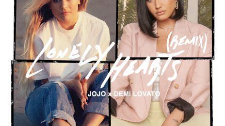 JoJo Announces Demi Lovato Collaboration