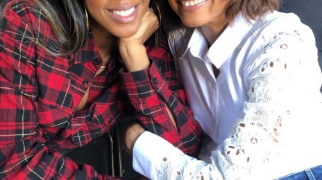 Kelly Rowland Shoots Movie 'Merry Liddle Christmas Wedding'
