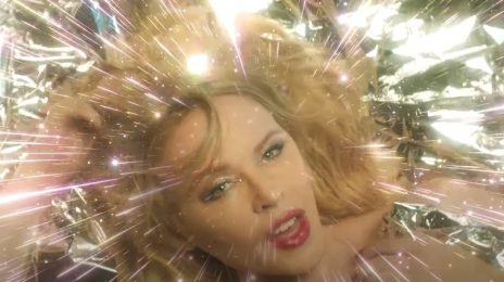 New Video: Kylie Minogue - 'Say Something'