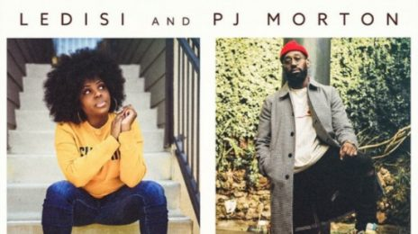 New Song:  Ledisi & PJ Morton - 'Anything For You'
