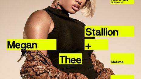 Megan Thee Stallion Covers Variety / Talks Beyonce & Receives Nicki Minaj Endorsement