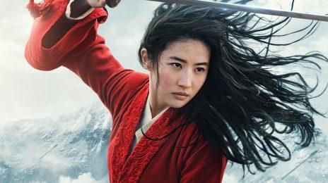 'Mulan' Moves To Disney+ / September Release Set