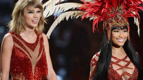 Taylor Swift Breaks Nicki Minaj's Record For Most Hot 100 Hits Among Women As 'Cardigan' Debuts at #1