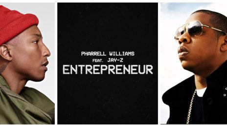 New Video: Pharrell & Jay-Z - 'Entrepreneur'