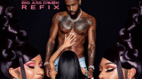 Safaree Unleashes 'B.A.D' Remix Of Cardi B & Megan Thee Stallion's 'WAP'