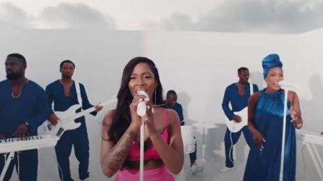 Tiwa Savage Dazzles With 'Dangerous Love' On 'Fallon' [Performance]