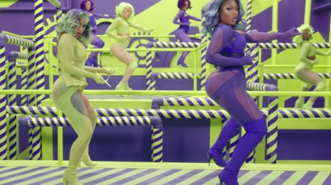#WAP: Cardi B & Megan Thee Stallion Break YouTube Record With Racy Video