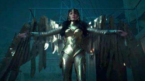Movie Trailer: 'Wonder Woman 1984'