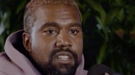 Kanye West Legally Changes Name To Ye