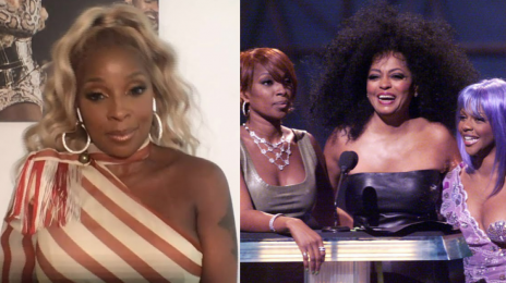 Mary J. Blige Reminisces on 1999 VMAs: I Was 'Pissed' at Diana Ross for Lil Kim Boob Jiggle!