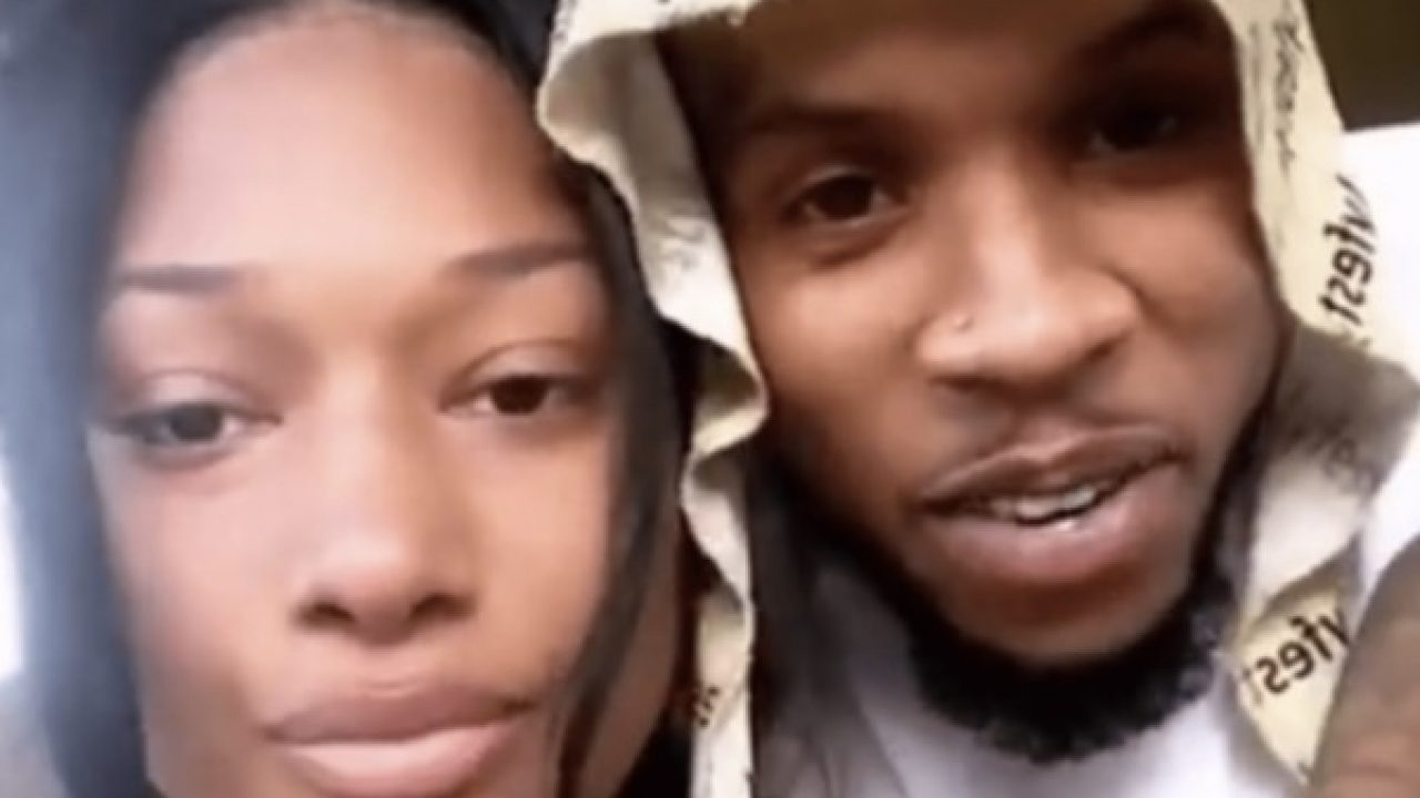 Tory Lanez Officially Charged With Assault In Megan Thee Stallion Shooting That Grape Juice