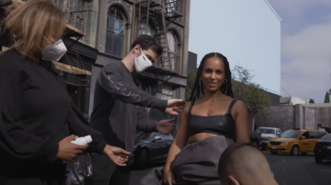 Behind the Scenes:  Alicia Keys' 'Love Looks Better' Music Video [Watch]