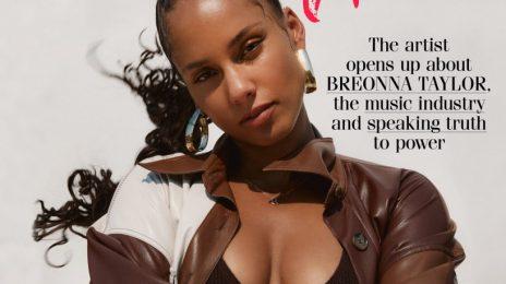 Alicia Keys Covers GQ Hype / Talks Album, New Confidence, & Breonna Taylor