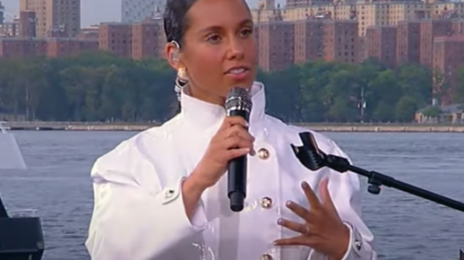 Watch:  Alicia Keys Rocks 'GMA' With 'Love Looks Better' / Talks New Album, #BlackLivesMatter, & More