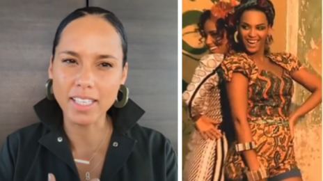 Alicia Keys On FINALLY Dropping 'Put It In a Love Song' Video:  'Beyonce Would Be Cool With It'