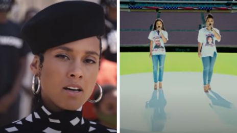 Watch:  Alicia Keys, Chloe x Halle Honor George Floyd & Breonna Taylor at 2020 NFL Kickoff Concert