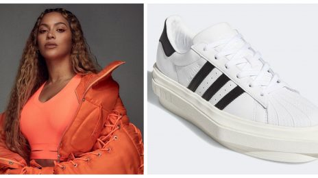 Beyonce's Adidas Superstar Sneaker Sells Out In 10 Minutes