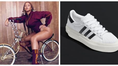 """Beyonce Expands Adidas Partnership With 50th Anniversary """"Superstar"""" Sneaker"""