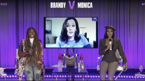Monica & Brandy Dominate iTunes After History-Making #VERZUZ / Occupy 29 of Top 40 Spots