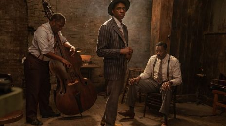 First Look: Chadwick Boseman's Final Performance In 'Ma Rainey's Black Bottom' Alongside Viola Davis