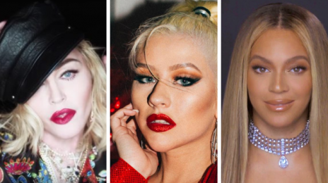 Christina Aguilera Praises Madonna & Beyonce / Teases New Album