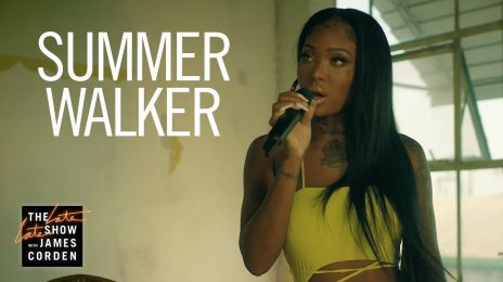 Did You Miss It? Summer Walker Rocks 'Late Late Show' with 'Let It Go' Live [Watch]