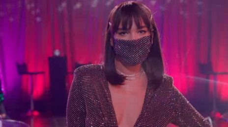 Hilarious! Dua Lipa Gives the 'New Rules' For Dating in a Pandemic [Watch]