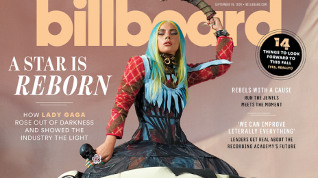 Lady Gaga Covers Billboard / Talks '911' Video, Original 'Chromatica' Plans, #BlackLivesMatter, & More