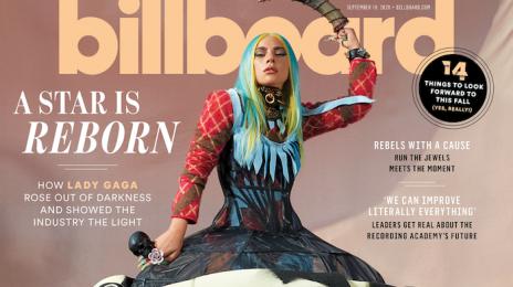 Lady Gaga Covers Billboard / Talks '911' Video, Original 'Chromatica' Plans, #BlackLivesMatter, & More