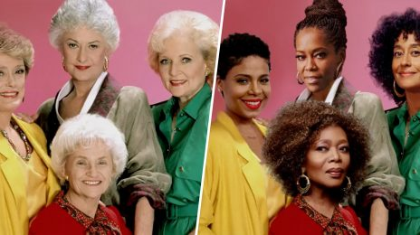 Tracee Ellis Ross Announces 'The Golden Girls' Remake Starring Regina King, Alfre Woodard, & Sanaa Lathan