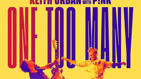 New Song:  Keith Urban & Pink - 'One Too Many'