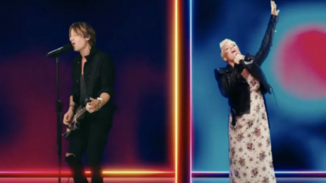 #ACM2020:  Keith Urban & Pink's First Live Performance of New Duet 'One Too Many' [Video]