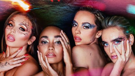 Little Mix Tease 'Sweet Melody' Music Video