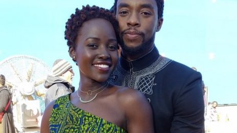 Lupita Nyong'o Pays Touching Tribute To 'Black Panther' Co-Star Chadwick Boseman