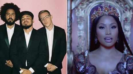 #OHMYGAWD:  Major Lazer Announces Long-Awaited Nicki Minaj Collaboration To Drop Next Week