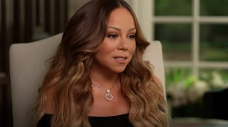 Mariah Carey Sits Down with CBS Sunday Morning, Talks New Memoir