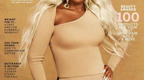 Mary J. Blige Glows For Health Magazine / Talks #BlackLivesMatter, Mental Health & Self-Love