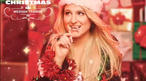 #AVeryTrainorChristmas:  Meghan Trainor Announces Holiday Album