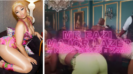 New Song:  Mr. Eazi & Major Lazer - 'Oh My Gawd' (featuring Nicki Minaj & K4MO)